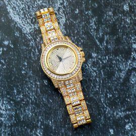18Kゴールドメッキ ウォッチ 時計