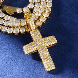 ゴールド 宗教 クロス ペンダント