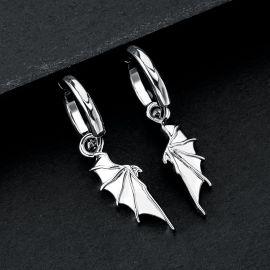 悪魔の翼 ダングル ピアス