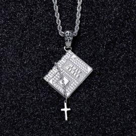 聖書 クロス ペンダント